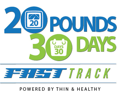 20/30 Fast Track | Lose 20 Pounds in 30 Days